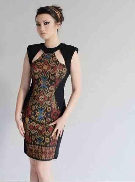 Baju Batik Wanita Untuk Pesta, Apa Sesuai? - Batik Embos